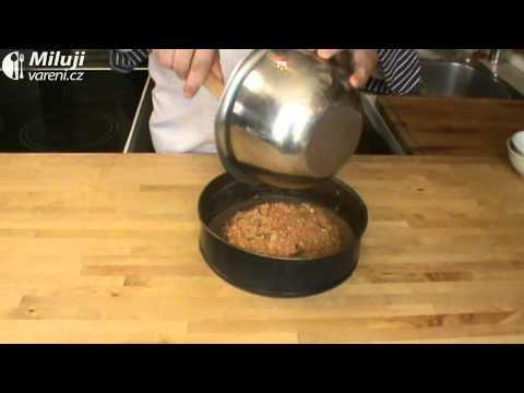 Rychlý mrkvový dort