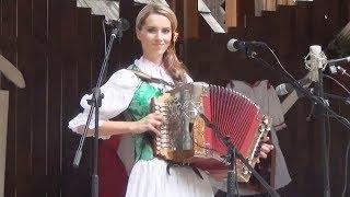 Video Vlasta Mudríková -  Stretnutie heligonkárov Horná Maríková 2015