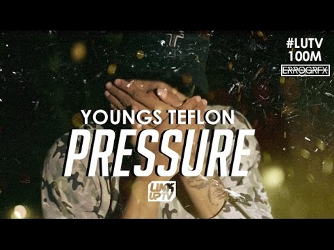 Youngs Teflon - Pressure (Music Video) | @YoungsTeflon #LUTV100MILL
