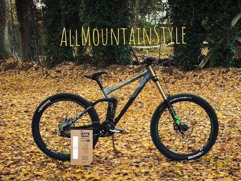 All Mountain Style Kadro Koruyucusu (видео)