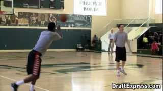 Tony Wroten - DraftExpress Exclusive Workout & Interview