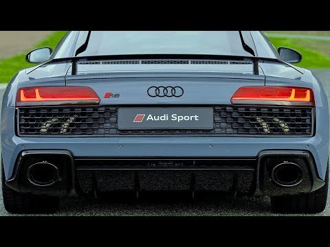 2020 AUDI R8 V10 performance quattro – Faster and More Agressive - Thời lượng: 10 phút.