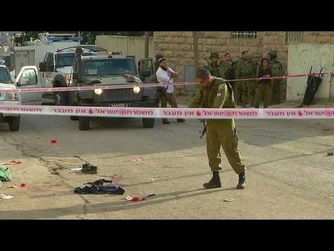 Δυτική Όχθη: Αμείωτα αιματηρά επεισόδια μεταξύ Ισραηλινών και Παλαιστινίων