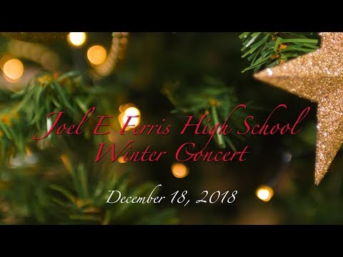 Ferris High School Winter Concert