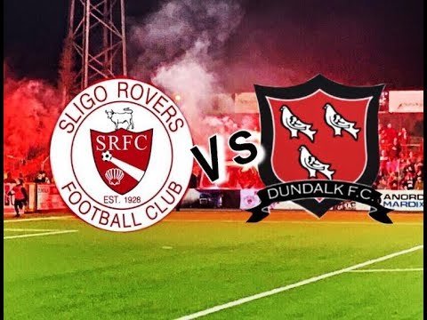 SLIGO ROVERS F.C VS DUNDALK F.C // VLOG 15/02/2019