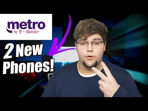 Metro by T-Mobile NEW 2019 Phones (Confirmed)