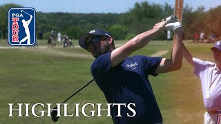 Andrew Landry's Round 4 highlights from Valero by PGA TOUR