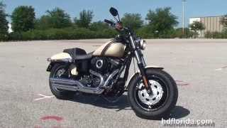 8. New 2014 Harley Davidson Fat Bob Motorcycles for sale - Clearwater, FL