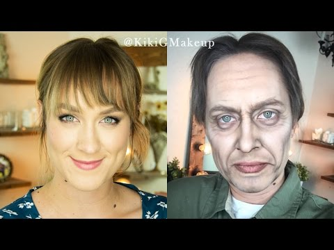 Makeup Artist Transforms Herself Into Steve