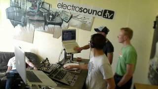 John Acquaviva - Live @ Electrosound TV Berlin 2011