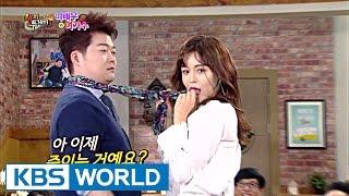Video Heart attack! Sexy dance Kyungri vs Monica [Happy Together / 2016.11.17] MP3, 3GP, MP4, WEBM, AVI, FLV April 2018