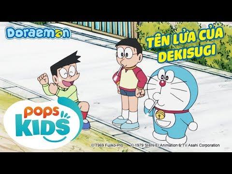 [S6] Doraemon Tập 284 - Đội Trưởng Nobita, Tên Lửa Của Thiên Tài Dekisugi - Hoạt Hình Tiếng Việt - Thời lượng: 21:51.