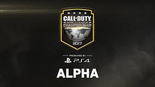 CWL Championship 2017 - Day 4 - Alpha