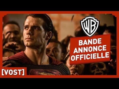 Batman V Superman : L'Aube de la Justice - Bande Annonce Officielle Comic Con 2015 (VOST)