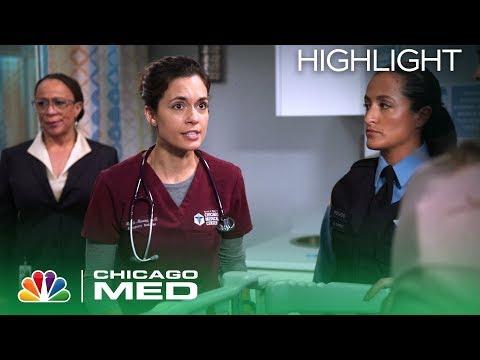 Manning's Arrest - Chicago Med (Episode Highlight)