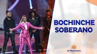 El Bochinche Soberano en El Mañanero