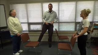 Zack Townsend, Exercise Physiologist with Worcester County Health Department, joins Fran Knisley and Lorrain Castillo from the...