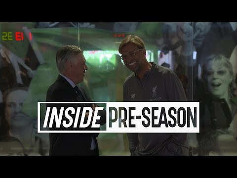 Inside Pre-Season: Liverpool 5-0 Napoli | Behind-the-scenes From Dublin Win