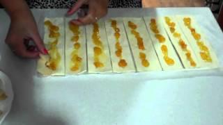 una manera fácil y sana de hacer tartitas de manzanas