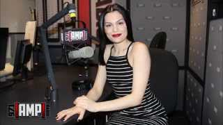 Jessie J is a 'Sweet Talker' on Mornings with Carson Daly on 97.1 AMP Radio