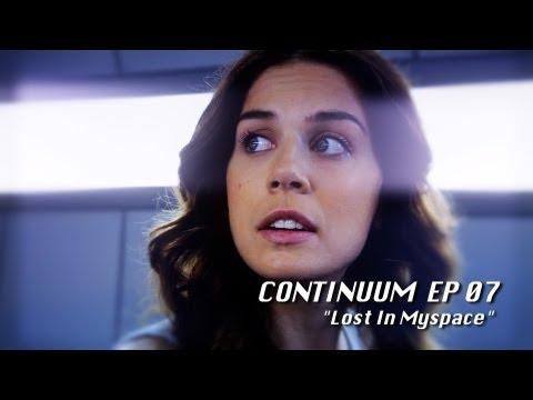 Continuum - 1x07 - Ztraceni ve smíru