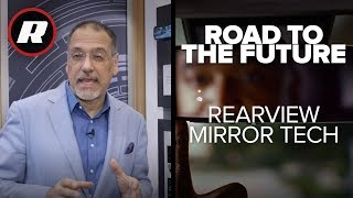 Cooley On Cars: Smart rearview mirrors can tell who is driving and help them   Road to the Future by Roadshow