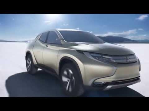 คลิป VDO เผยโฉมต้นแบบ All-New Mitsubishi Triton 2014-2015 กับ GR-HEV Concept