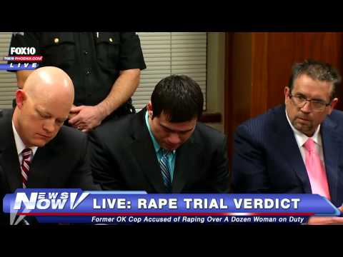 Ex-Cop breaks down when he is sentenced to 263 years in prison
