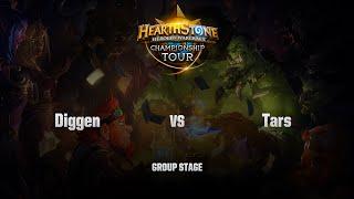 Diggen vs Tars, game 1