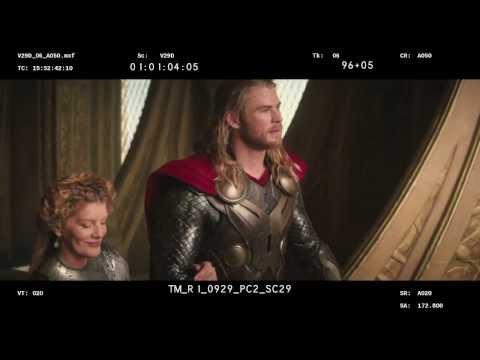 Marvel's Thor: The Dark World - Deleted Scene 2