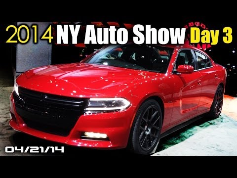 Auto - It's Day 3 from the 2014 NY International Auto Show, and it's everything you wanted to see that we couldn't fit into our Day 1 and Day 2 coverage! We'll chec...