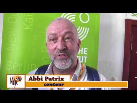 COTE D'IVOIRE : MASA 2018 - Abbi Patrix Conteur Français raconte le