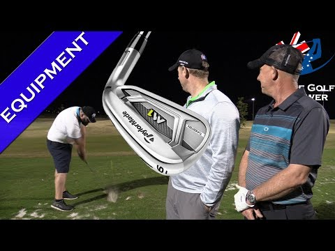 TAYLORMADE M1 IRON REVIEW 2017