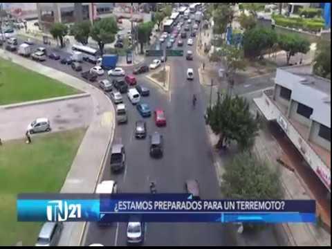 Gobierno llama a la tranquilidad de la población ante incremento de sismos
