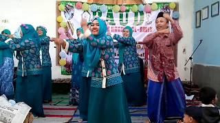 Pesantren Rakyat - Senam Pinguin Dewan Guru Lucu, Kocak & Seru 2016