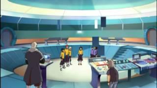 Galactik Football S01E03 - Výzva (CZ Dabing)