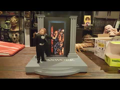 WAXWORK (limited blu-ray & mini display statue)