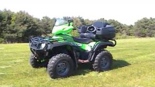 9. arctic cat 650 v2