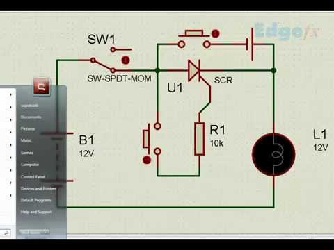SCR Silicon Controlled Rectifier | Power Electronics Projects