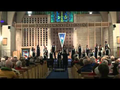 Magee Chamber Choir - Hidden in Light by Stanford Scriven