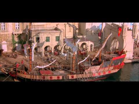 CUTTHROAT ISLAND (1995) - (HD Music Video)