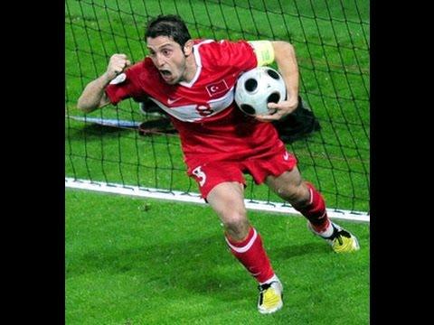 Nihat Kahveci'nin A Milli Futbol Takımı ile attığı en güzel goller... (видео)