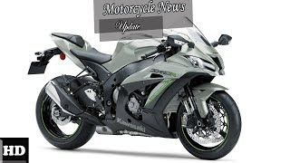 7. WOW AMAZING !!! 2018 Kawasaki Ninja ZX10R SE spec & price