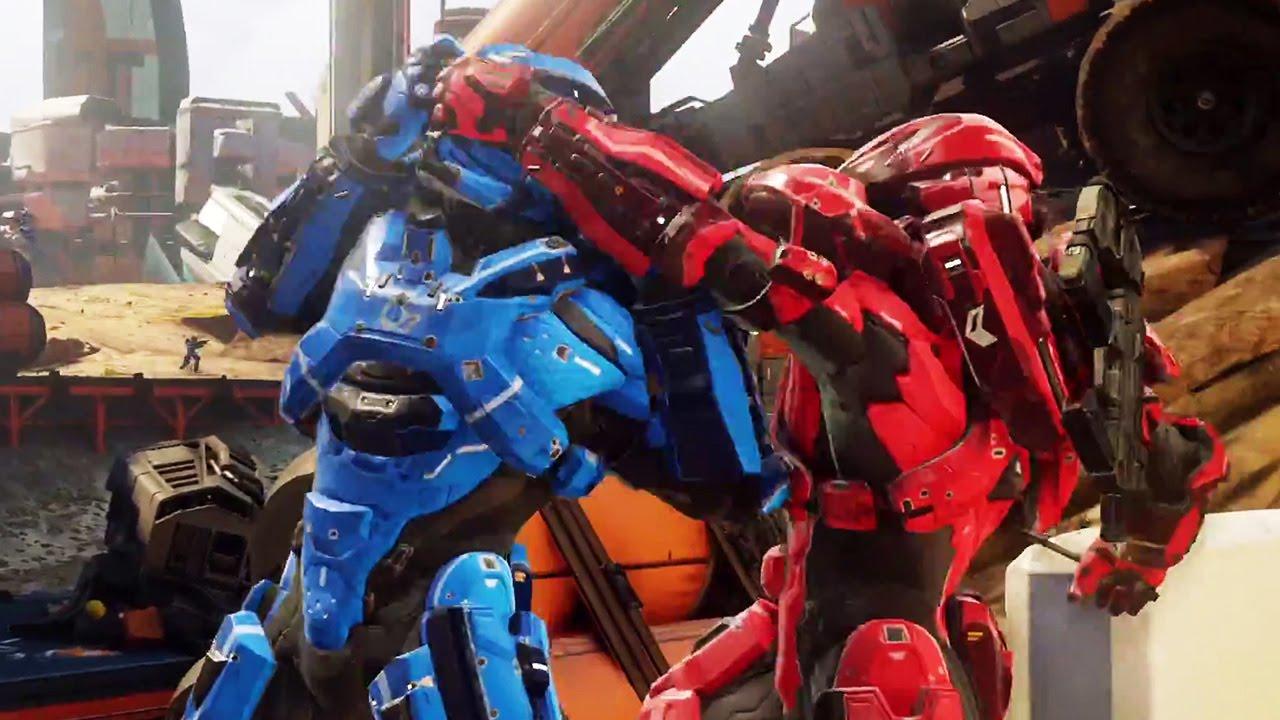 HALO 5 Warzone Trailer [E3 2015] #VideoJuegos #Consolas