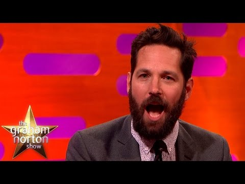 Paul Rudd Opens Up About His Embarrassing Fangirl Moment