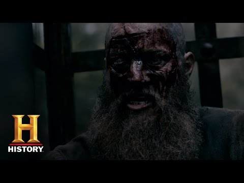 Vikings: Ragnar Delivers his Final Speech (Season 4, Episode 15) | History