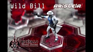 Wild Bill - Aristeia - Tutorial de Pintura
