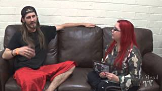 FeMetal TV with Richie Cavalera of Incite