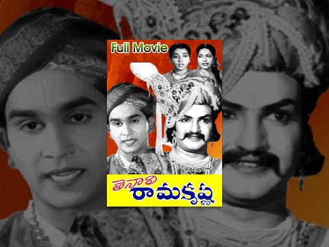 Tenali Ramakrishna Full Length Telugu Movie