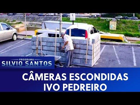 Ivo Pedreiro - Ivo the Bricklayer Prank   Câmeras Escondidas (28/07/19)